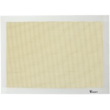 "Winco SBS-16 Silicone Square Baking Mat 11-5/8"" x 16-1/2"""