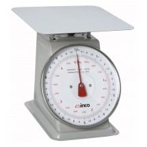 "Winco SCAL-810 Scale with 8"" Dial 10 Lb."