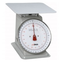 "Winco SCAL-840 Scale with 8"" Dial 40 Lb."