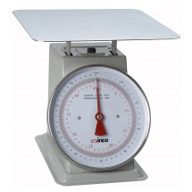 "Winco SCAL-9100 Scale with 9"" Dial 100 Lb."