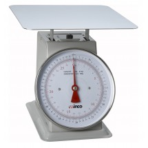 "Winco SCAL-960 Scale with 9"" Dial 60 Lb."