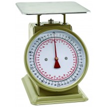Winco SCLH-2 Mechanical Dial Kitchen Scale 32 oz.
