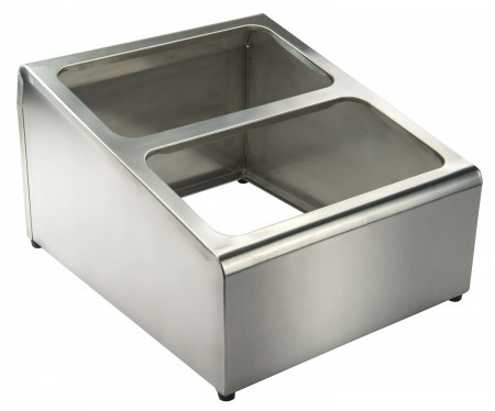 Winco SCPH-33 Stainless Steel Condiment Packet Holder