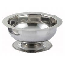 Winco SD-5 Stainless Steel Sherbet Dish 5 Oz.