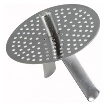 Winco SF-6S Stainless Steel Removable Strainer for Funnel SF-6