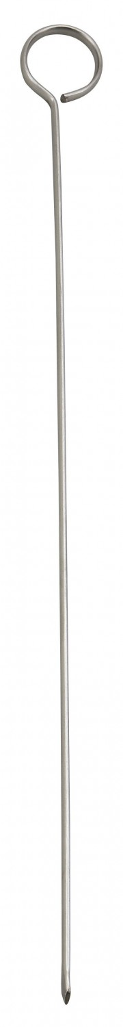 Winco SKO-12 Oval Steel Skewer 12""