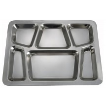 Winco-SMT-2-6-Compartment-Mess-Tray--Style-B
