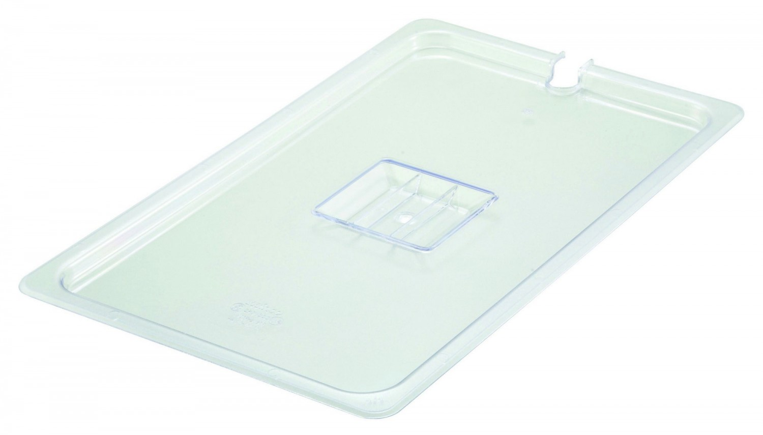 Winco SP7100C Food Pan Cover for Size 1/1 Pan