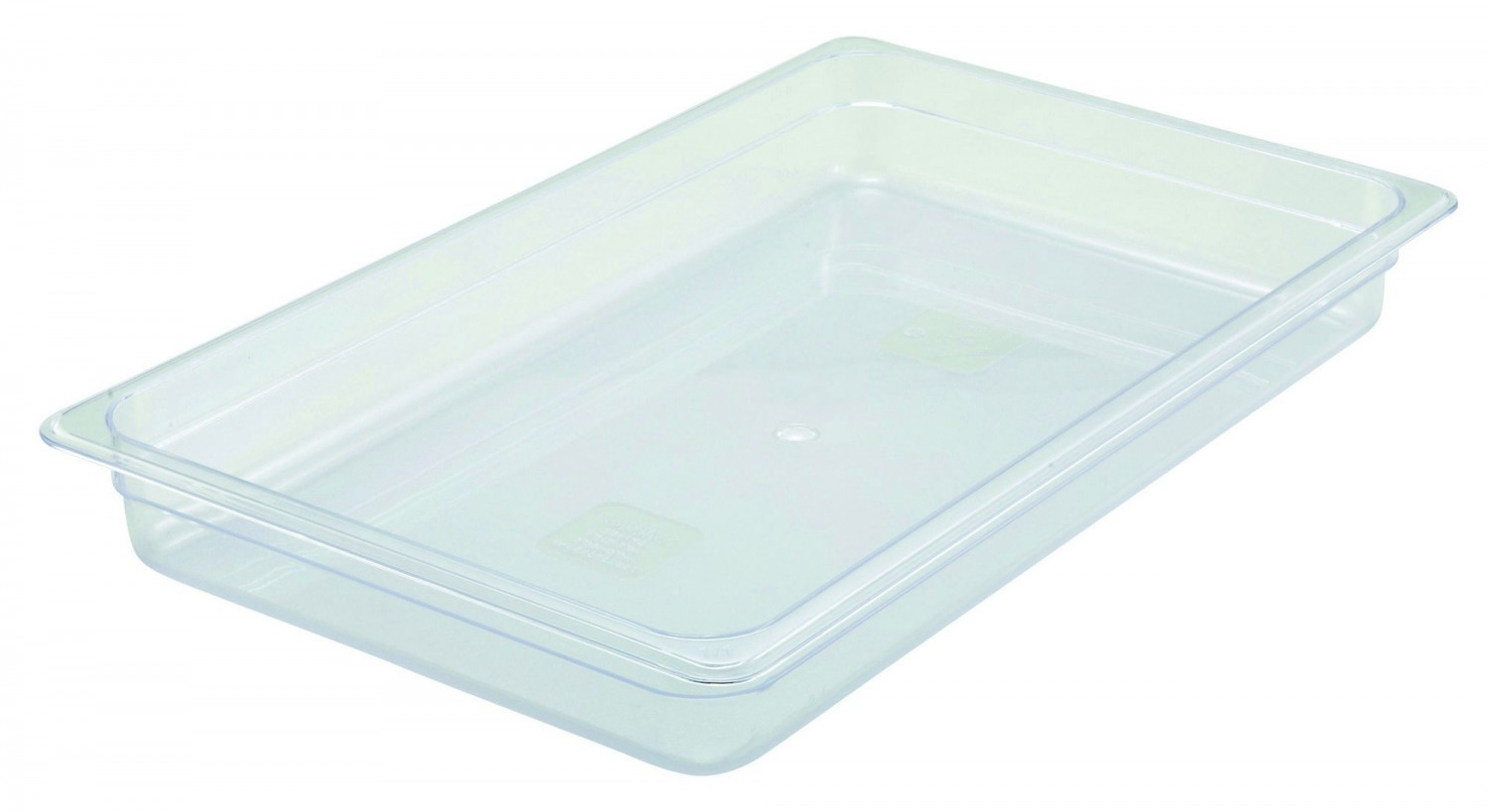 Winco SP7102 Full Size Food Pan 2-1/2""