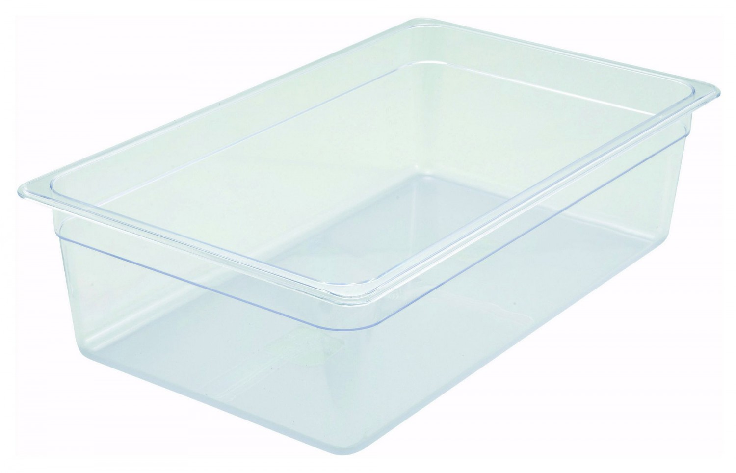 Winco SP7106 Full Size Food Pan 5-1/2""