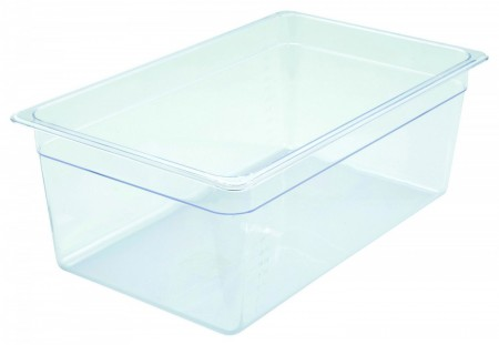 """Winco SP7108 Full Size Food Pan 7-3/4"""""""