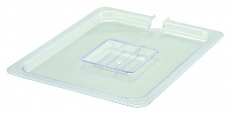 Winco SP7200C Slotted Cover for 1/2 Size Food Pan