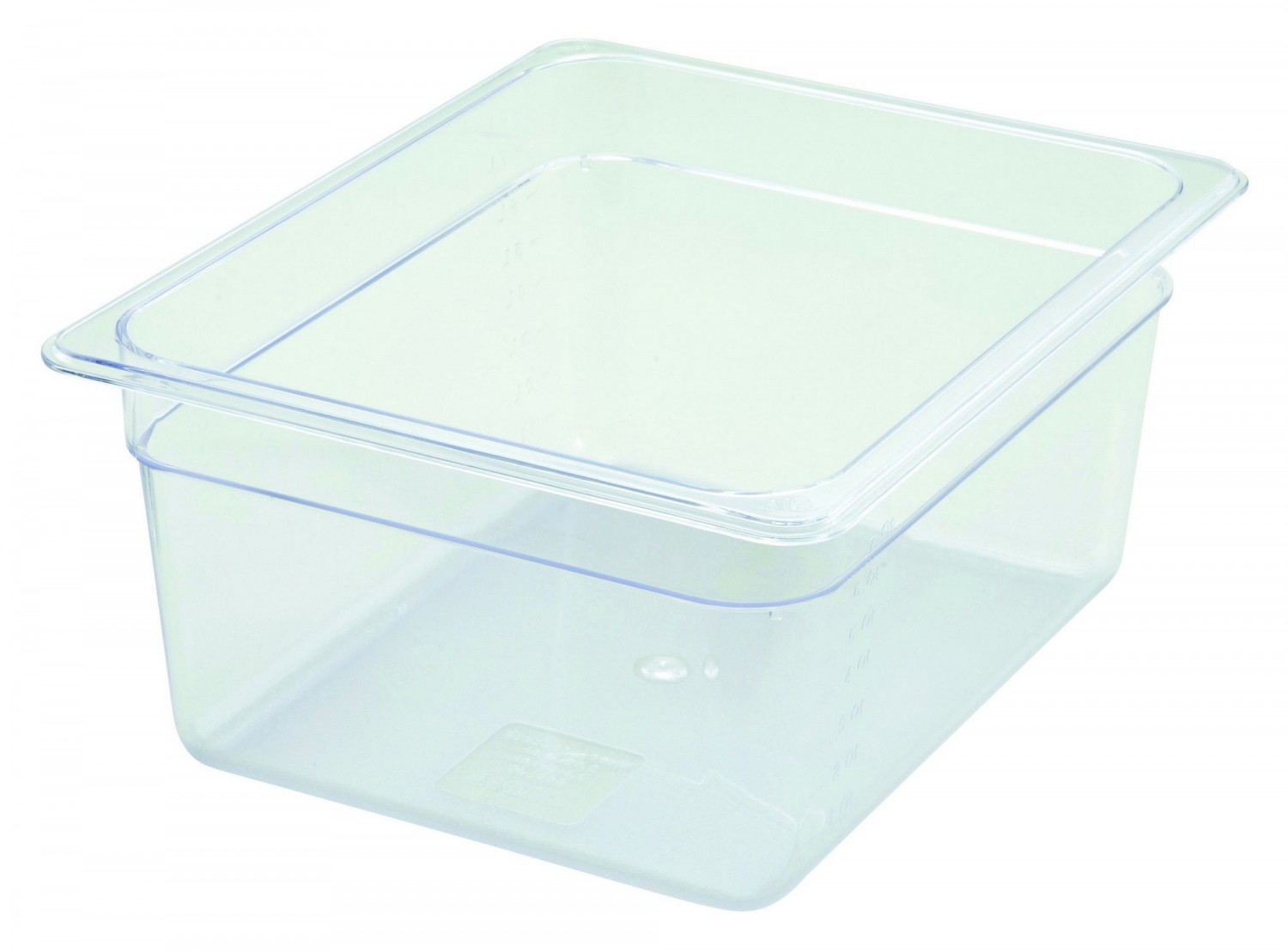 Winco SP7206 Half Size Food Pan 5-1/2""