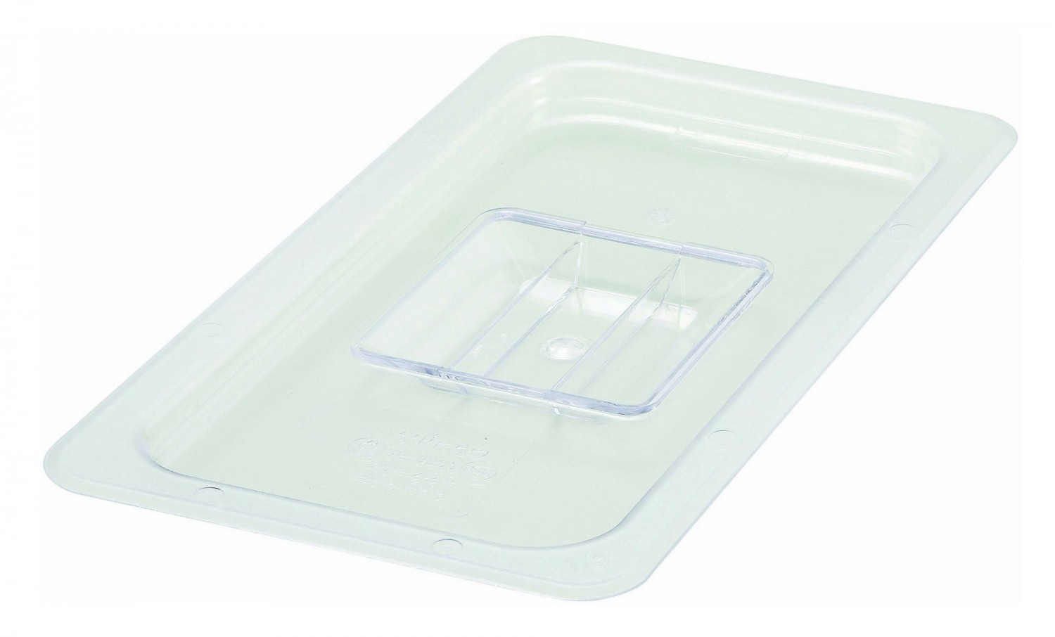 Winco SP7300S Cover for 1/3 Size Food Pan