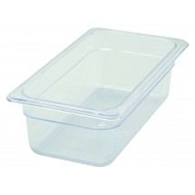 Winco SP7304 1/3 Size Food Pan Deep 3-1/2""