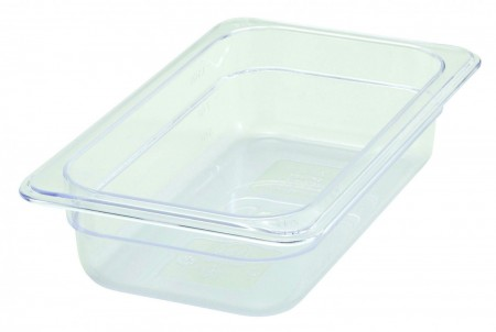 """Winco SP7402 1/4 Size Food Pan 2-1/2"""""""