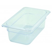 Winco SP7404 1/4 Size Food Pan 4
