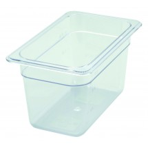 Winco SP7406 1/4 Size Food Pan 5-1/2""
