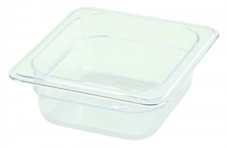"""Winco SP7602 1/6 Size Food Pan 2-1/2"""""""