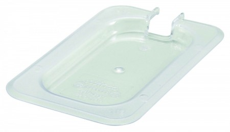 Winco SP7900C Slotted Cover for 1/9 Size Food Pan