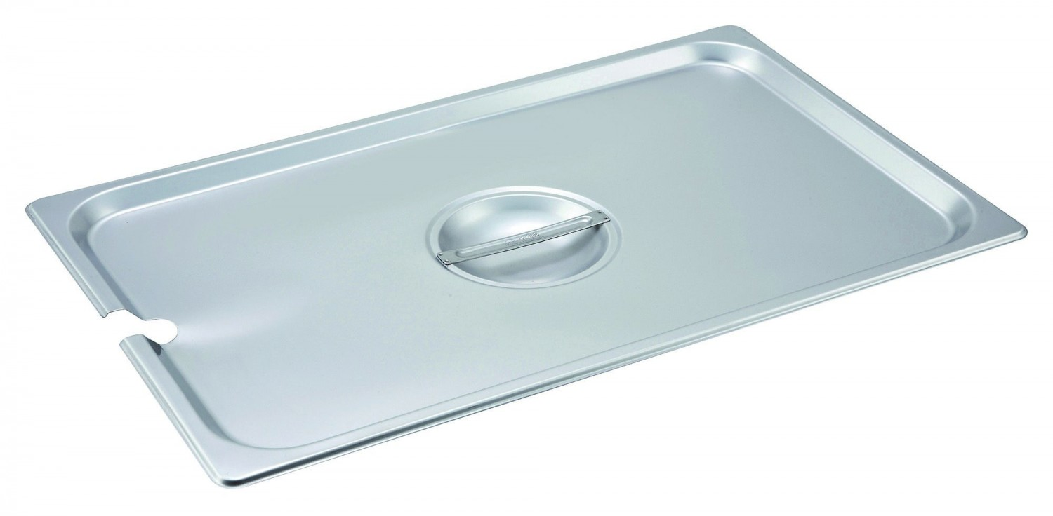 Winco SPCF 1/1 Slotted Steam Pan Cover