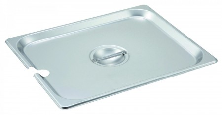 Winco SPCH Half Size Slotted Steam Pan Cover