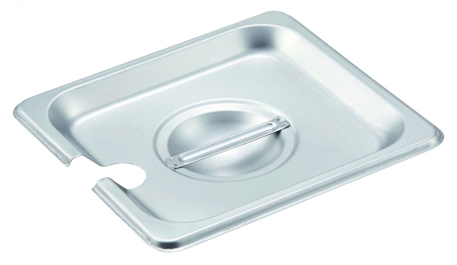 Winco Spcs 1 6 Size Slotted Lid For Steam Pan