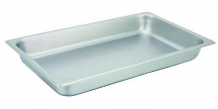 Winco SPF2 Full Size Steam Table Pan 20-3/4