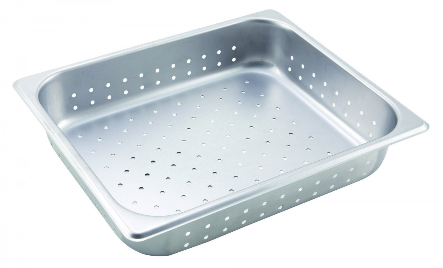 Winco SPHP2 Perforated Half Size Table Pan