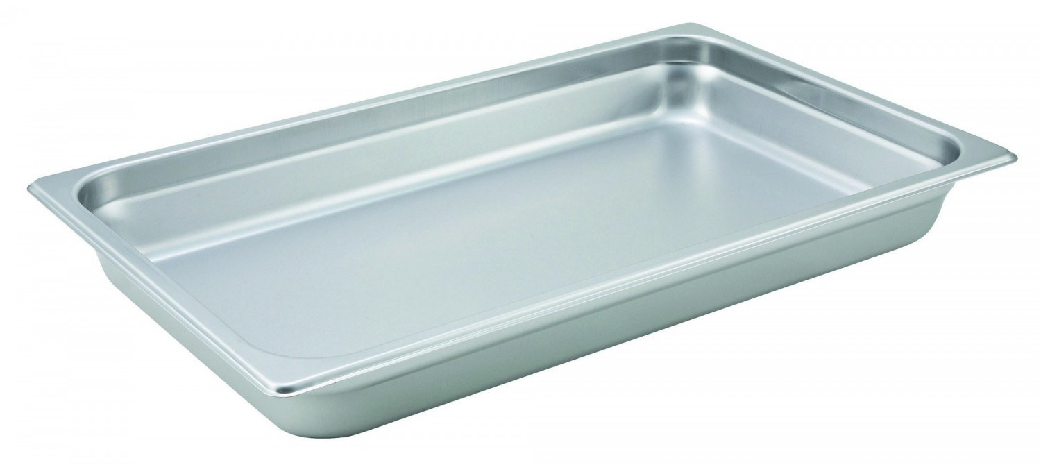 "Winco SPJH-102 Full Size Table Pan 2-1/2"" Deep"