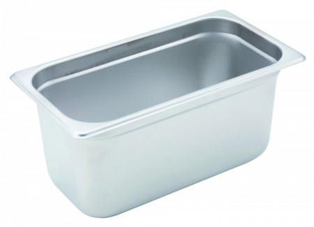 Winco SPJH-306 Steam Table Pan 1/3 Size