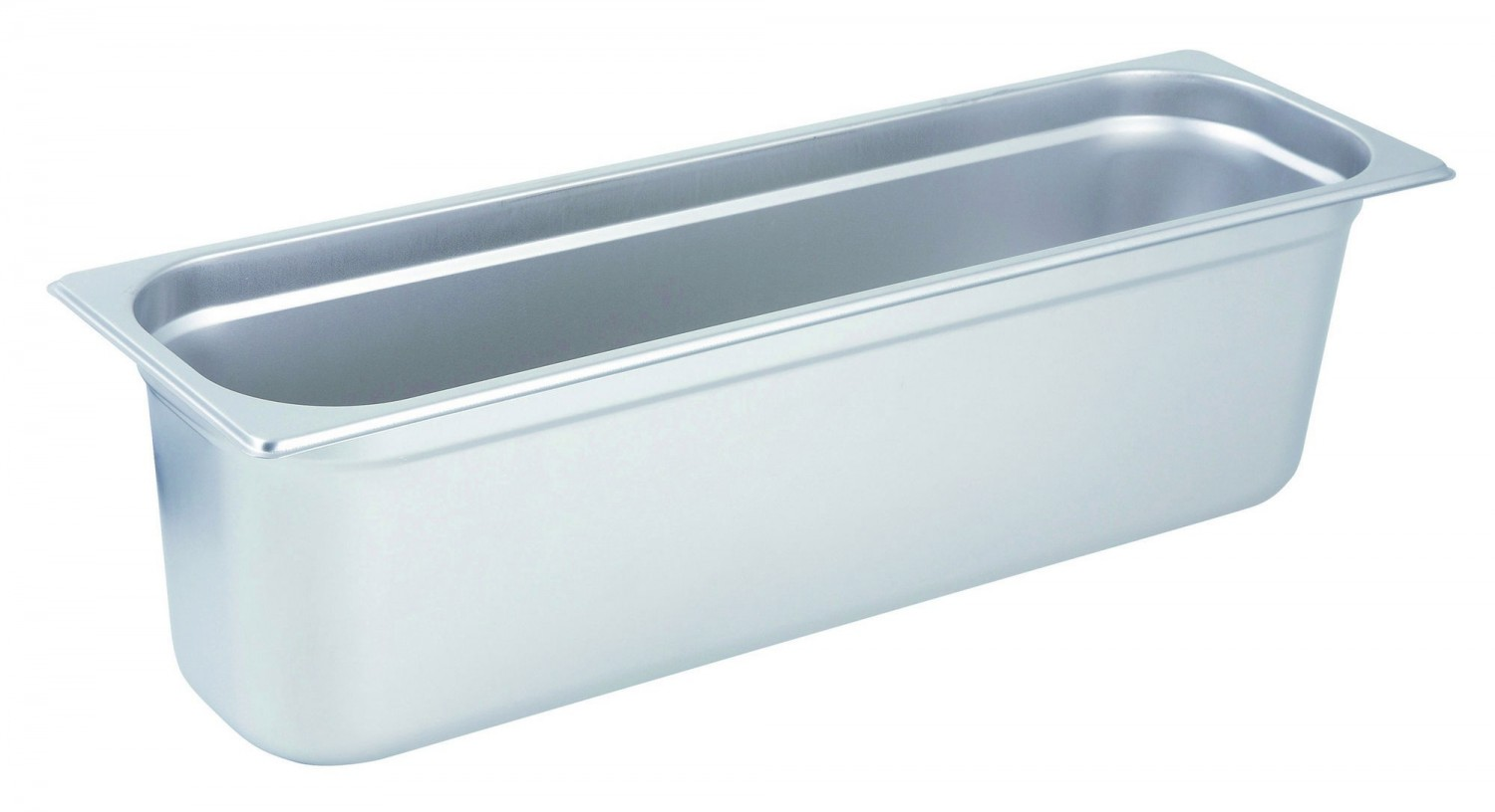 "Winco SPJL-6HL Half Long Size Steam Pan- 6"" Deep"