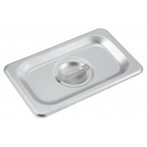 Winco SPSCN 1/9 Size Solid Steam Table Pan Cover