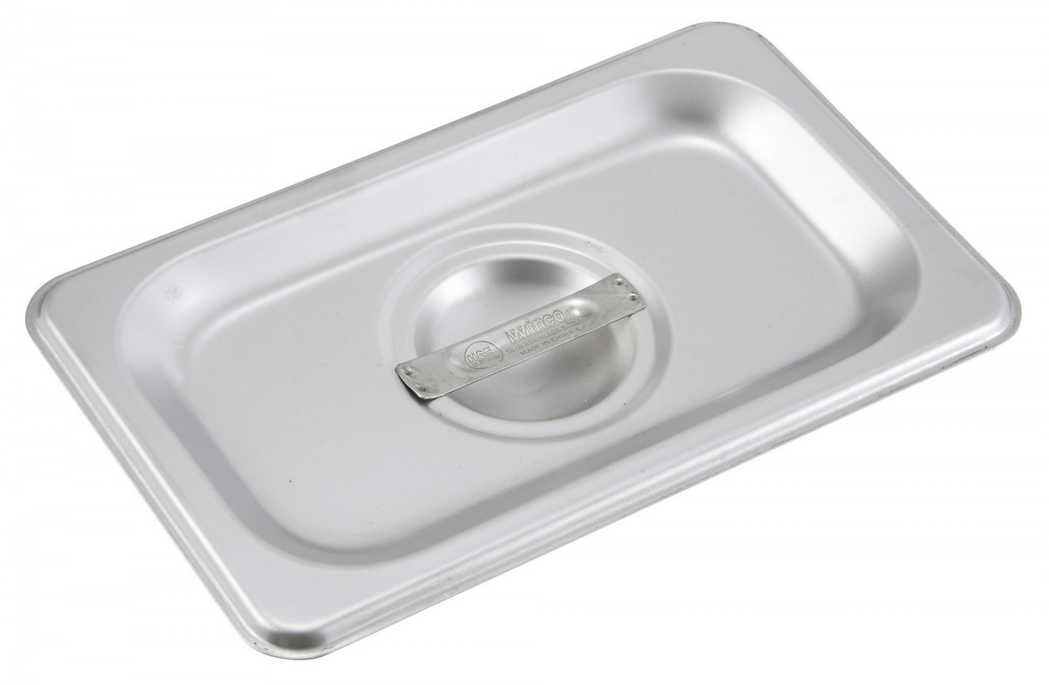 Winco SPSCN Stainless Steel Lid for Table Pan
