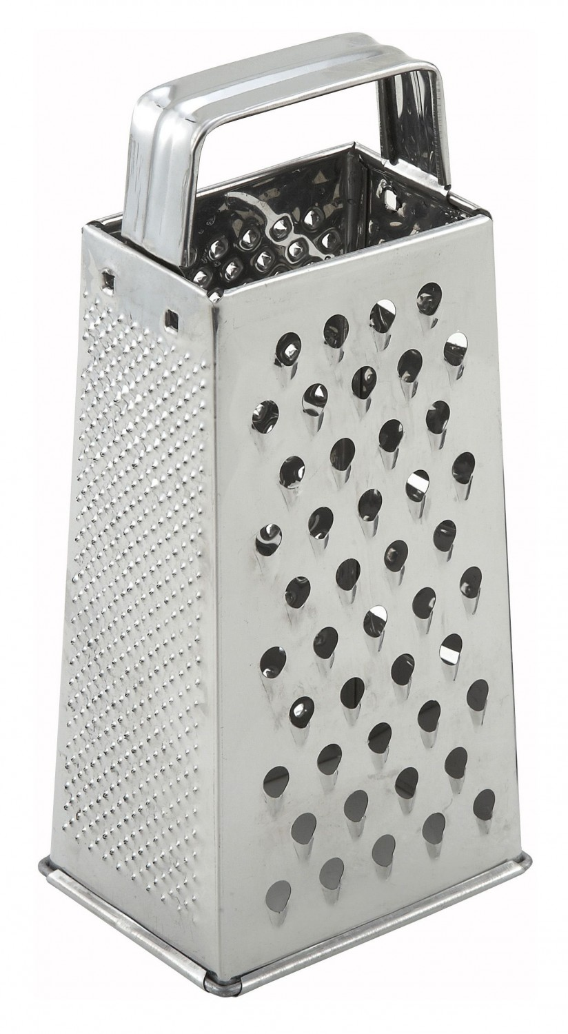 Winco SQG-1 Tapered Grater with Handle