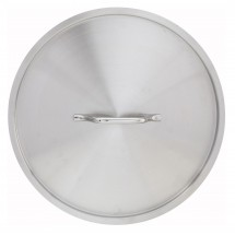 Winco SSTC-12F Stainless Steel Cover for Fry Pans SSFP-12/12NS