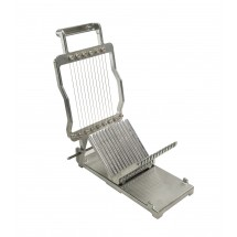 "Winco TCT-375 Kattex Manual Cheese Slicer 3/8"" Blade"