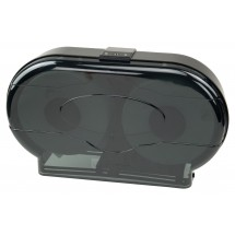 Winco TD-220 Double Roll Toilet Tissue Dispenser