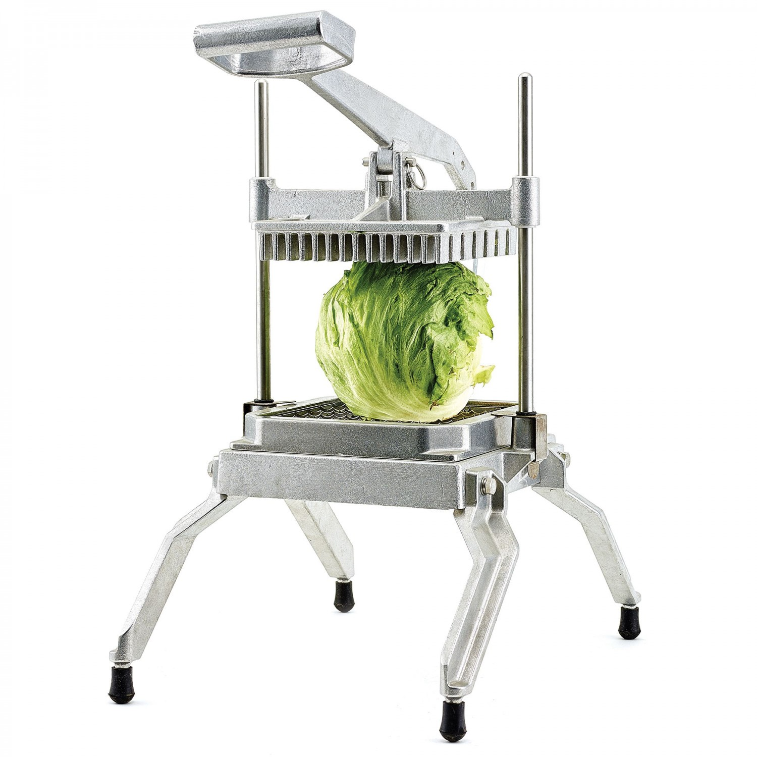 Winco TLC-1 Stainless Steel Lettuce Cutter