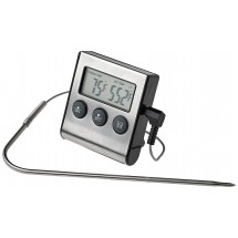 Winco TMT-DG6 Digital Roast and Meat Thermometer