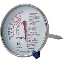 Winco TMT-MT3 Meat Thermometer 3""