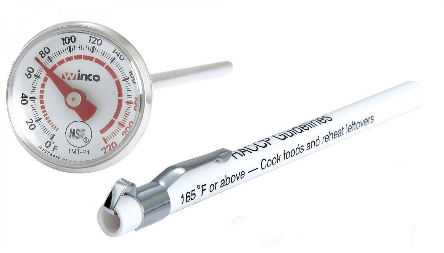 Winco TMT-P1 Pocket Test Thermometer