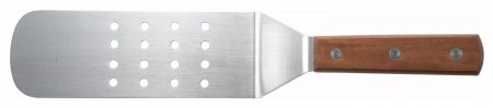 """Winco TN409 Flexible Turner with Perforated Blade 9-1/2"""" x 3"""""""