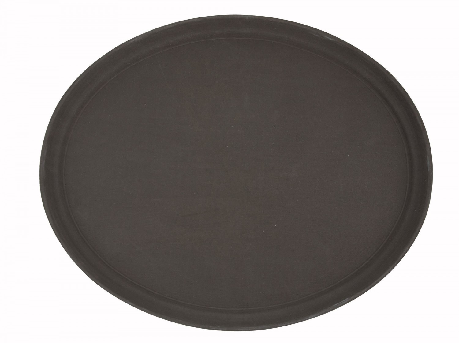 "Winco TRH-2722 Brown Easy Hold Tray 22"" x 27"""