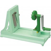 Winco VTS-3G Turning Vegetable Slicer with (3) Interchangeable Blades