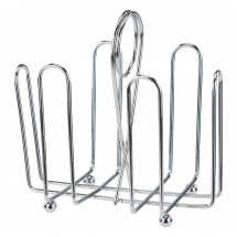 Winco WH-2 Chrome Plated Sugar Packet Holder