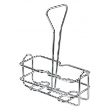 Winco WH-3 Square Oil and Vinegar Holder