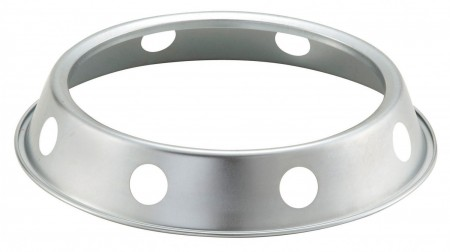 """Winco WKR-8 Zinc Plated Wok Ring Stand 8"""""""