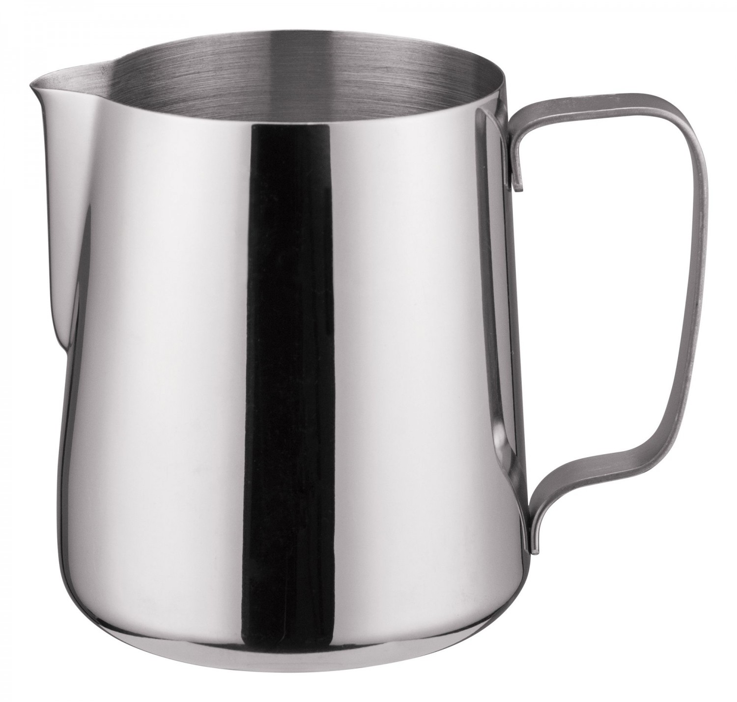Winco WP-33 Stainless Steel Frothing Pitcher 33 oz.