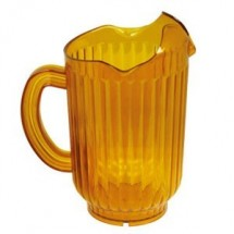 Winco WPCT-60  60 Oz.  Water Pitcher
